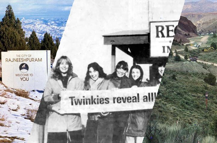 Twinkies Rajneeshpuram