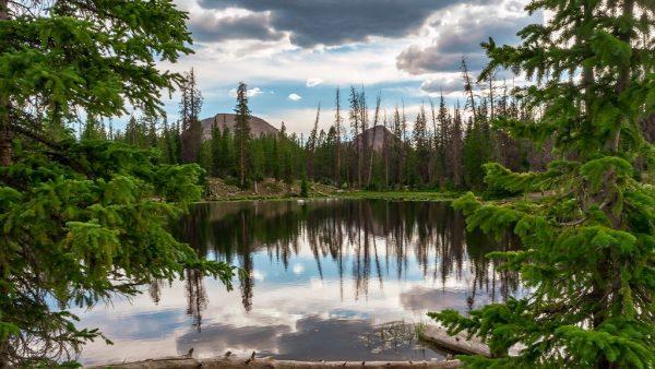 Lake in Utah
