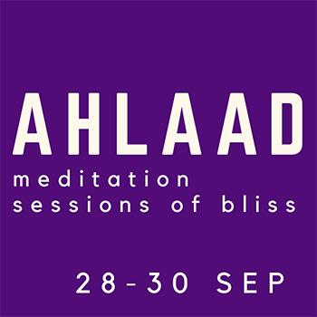 Ahlaad 28-30 September 2020