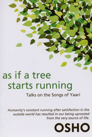 As if a tree starts running book cover