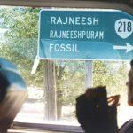 leaving Rajneeshpuram