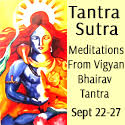Tantra Sutra with Arhat 22-27 September 2020