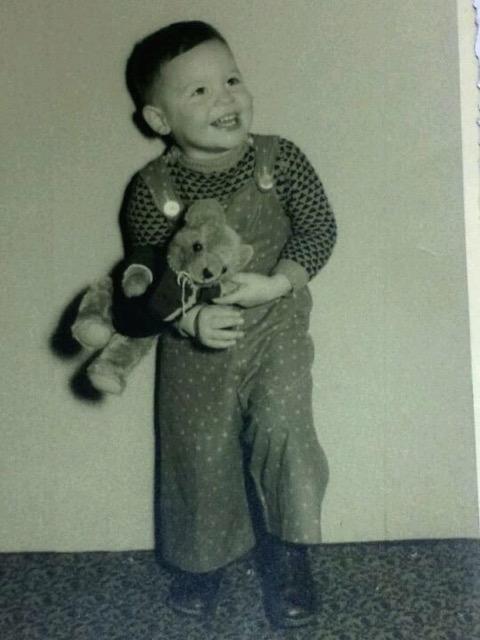 110 HaWo as a kid