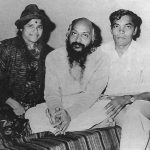 Osho with Gunaben and Ishverbhai