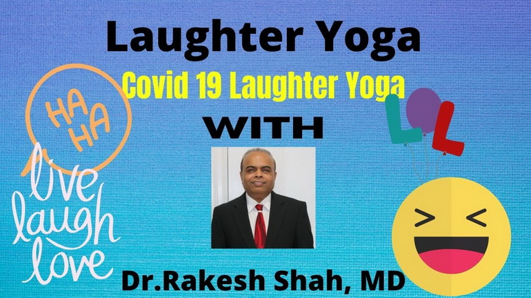 Laughter Yoga Poster