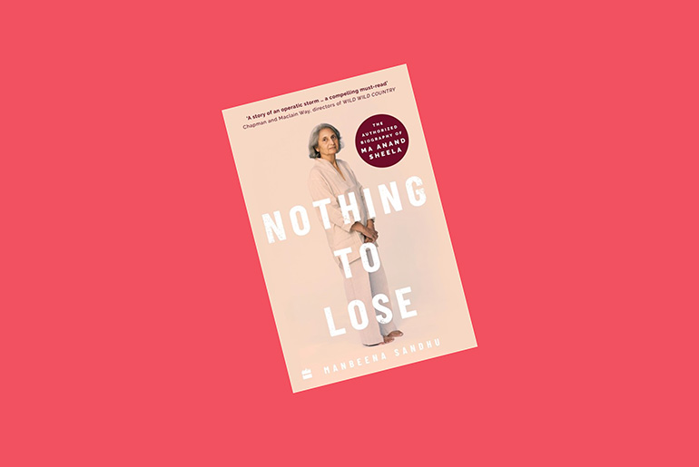 'Nothing to Lose' – HarperCollins publishes a fairy tale with Sheela as the heroine