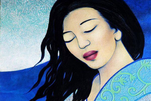 Listening to the Moon by Deva Padma