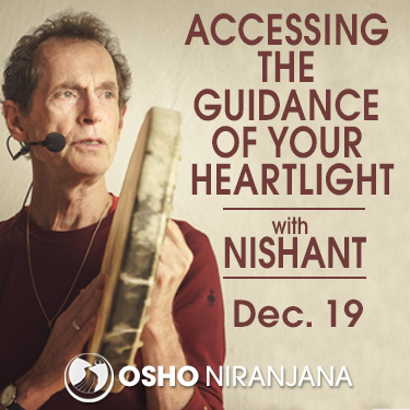 Accessing the Guidance of your Heartlight with Nishant 19 December 2020
