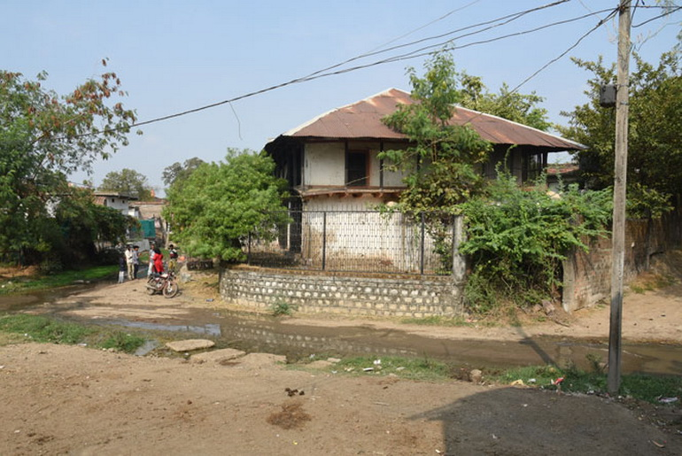 Remnants of the past: The house in Kuchwada, Madhya Pradesh, where Osho was born