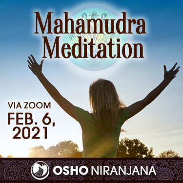 Mahamudra Meditation 6 February 2021