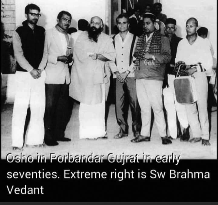 Osho and Brahm Vedant