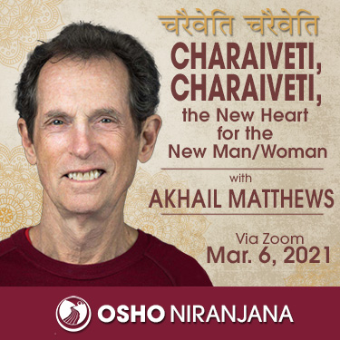 Charaiveti, charaiveti with Nishant, 6 Mar 21