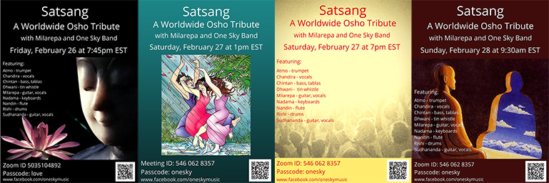 Evening Satsangs - Milarepa