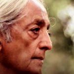 Krishnamurti profile