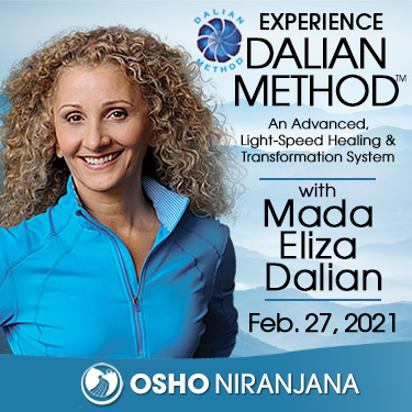 Experience Dalian Method with Mada Eliza Dalian, 27 Feb 21