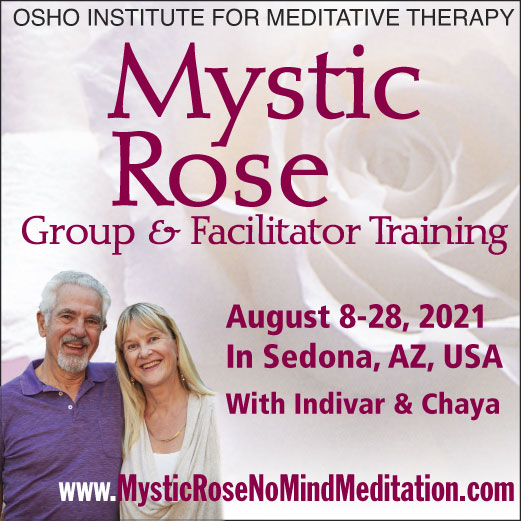 Mystic Rose with Indivar & Chaya 8 Aug 2021