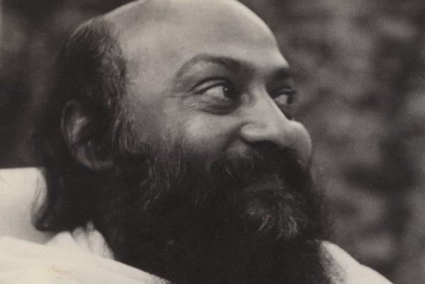 Osho smiling 1960s