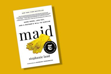 Maid: Hard Work, Low Pay, and a Mother's Will to Survive Hardcover