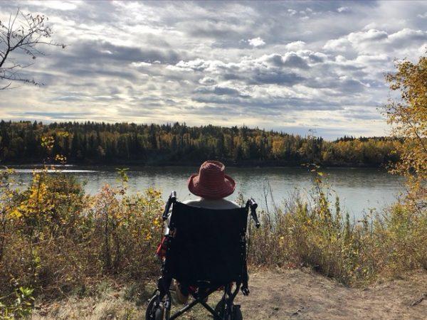 800 Saskatchewan river