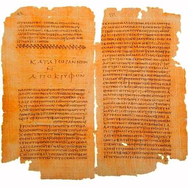 Gospel of St. Thomas