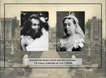 Shivapuri Baba and Queen Victoria