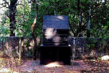 Shivapuri Baba's birth place and memorial