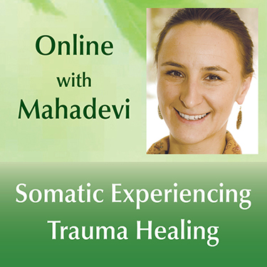 Somatic Experiencing with Mahadevi online