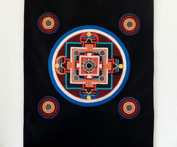 Mandala Adi Buddha