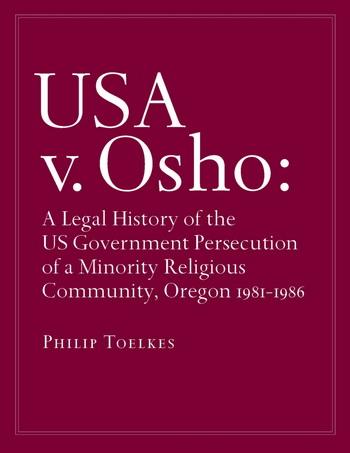 Book Cover USA v. Osho