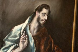 St Thomas by El Greco
