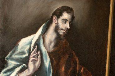 St Thomas by El Greco