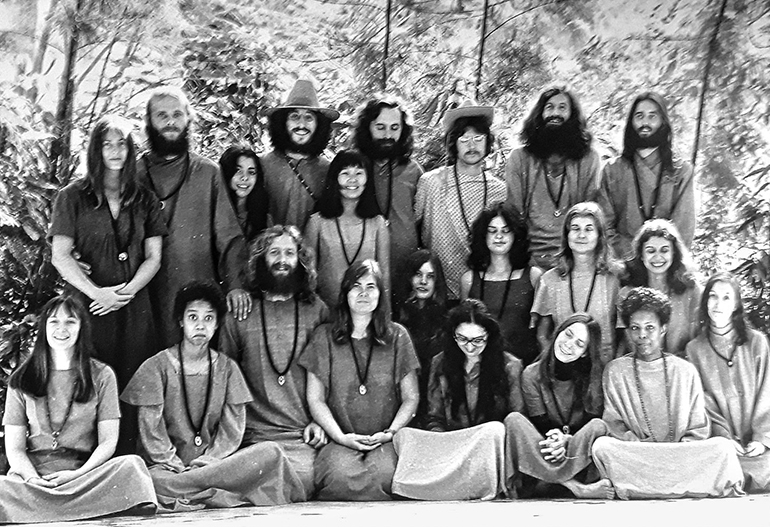 Lao Tzu group picture 1977