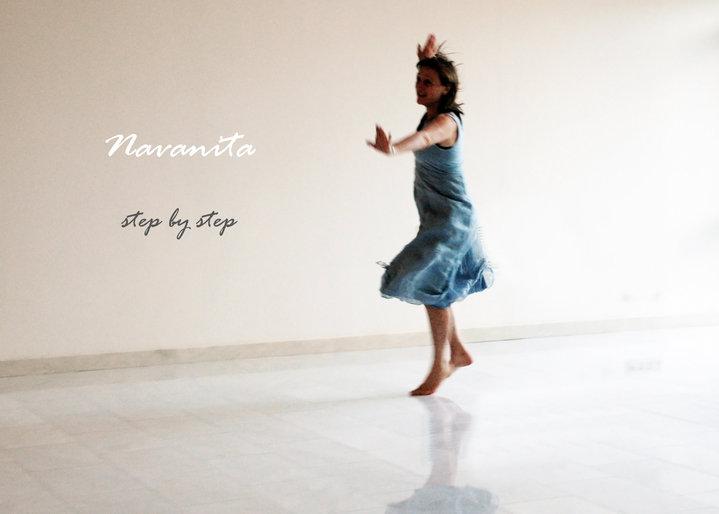 Navanita dancing