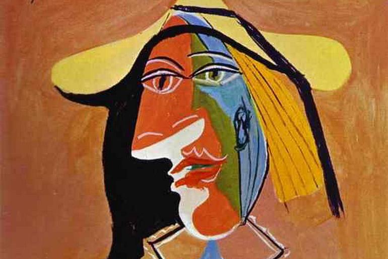 Picasso's portrait