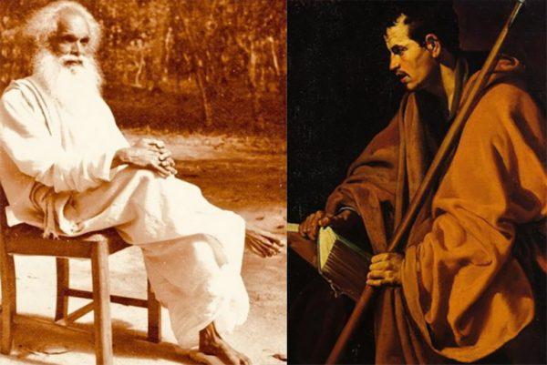 Shivapuri Baba and Thomas the Apostle