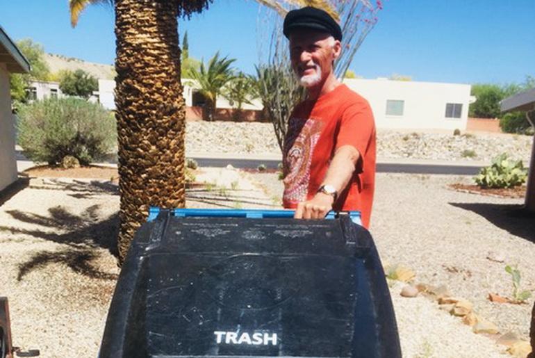 Trash / No trash