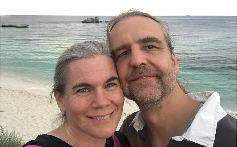 Archa and Husband
