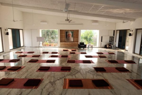 Buddha Hall at Osho Vatika