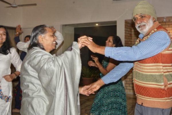 Kamo and Sanjay Saraswati