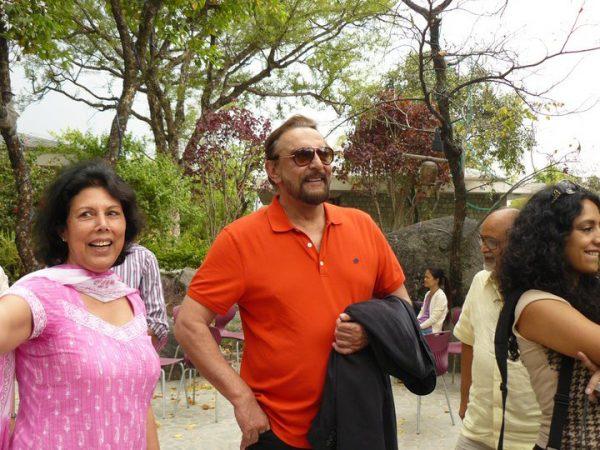 Neelam and Kabir Bedi