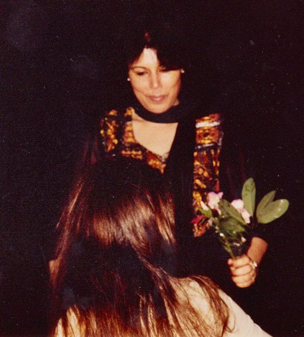 Neelam-with-flower