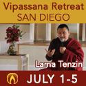 5-day Silent Vipassana Retreat with Lama Tenzin 1-5 July