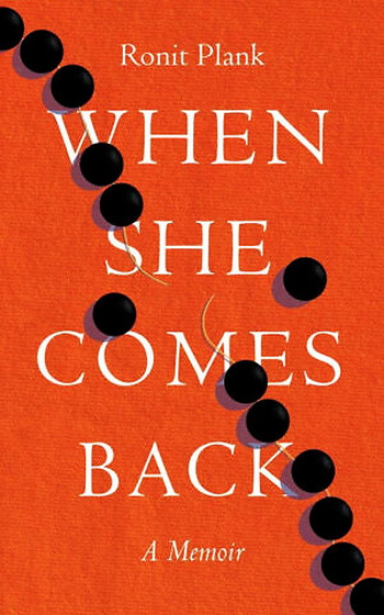 When she comes back book cover
