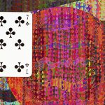 The Tarot of the Traveller: 7 Clubs