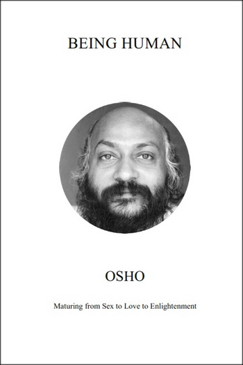 Being Human - Osho book cover