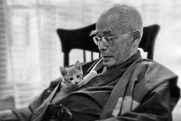 D.T. Suzuki