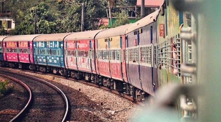 Dharma train