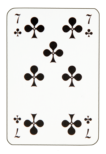 The 7 of Clubs