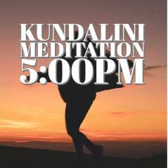 Nirvana Kundalini 5pm