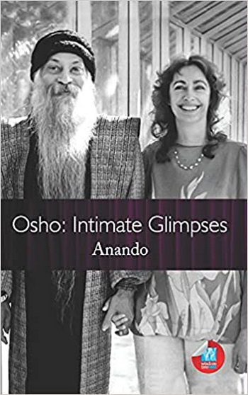 Osho Intimate Glimpses, book cover